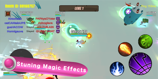 MaGiC SpElL.iO 2.03 screenshots 5