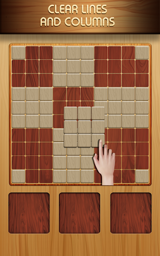 Block Puzzle Wood 1010: Classic Free puzzledom 3.05 screenshots 6