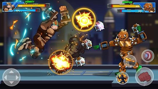 Robot Super Mod Apk: Hero Champions (UNLOCKED HEROES) 4