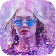 Magic Light Effects - Glitter Photos Maker
