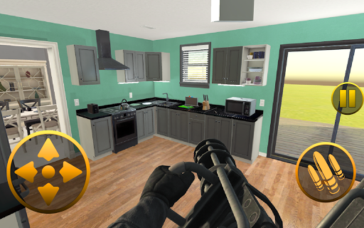 Destroy the House-Smash Home Interiors android2mod screenshots 23
