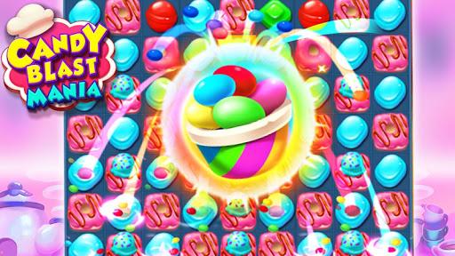 Candy Blast Mania - Match 3 Puzzle Game screenshots 9
