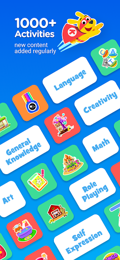 Kiddopia: Preschool Education & ABC Games for Kids screenshots 2