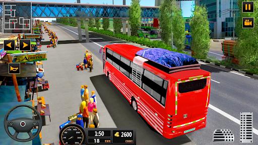 Modern Bus Simulator City Drive - Bus Parking Game 1.30 screenshots 3