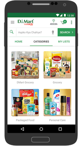 DMart Ready  - Online Grocery Shopping apktram screenshots 3