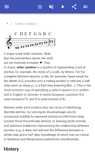 Theory of music modavailable screenshots 10