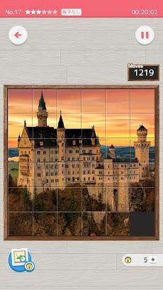 スライドパズルアプリ-スライドde懸賞のおすすめ画像2