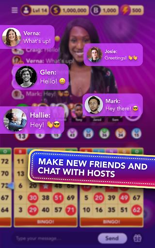 Bingo: Live Play Bingo game with real video hosts 1.5.5 screenshots 16
