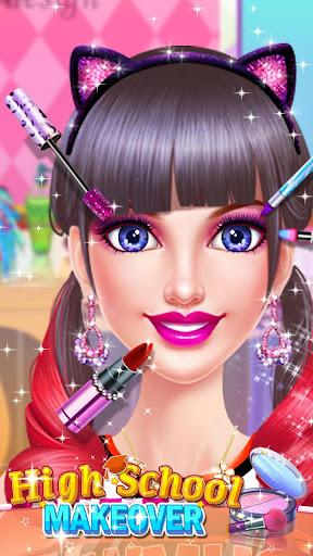 School Makeup Salon 2.8.5038 screenshots 8