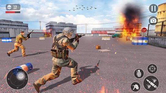 FPS Anti Terrorist Modern Shooter: Shooting Games 2
