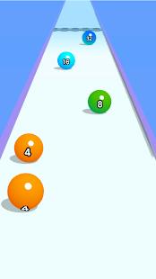 Ball Run 2048 0.3.0 Screenshots 1