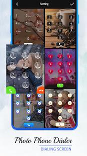 Image For Photo Phone Dialer - Photo Caller ID, 3D Caller ID Versi 1.0 2