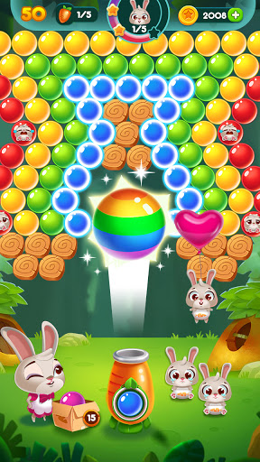 Bubble Bunny: Animal Forest 1.0.3 screenshots 3