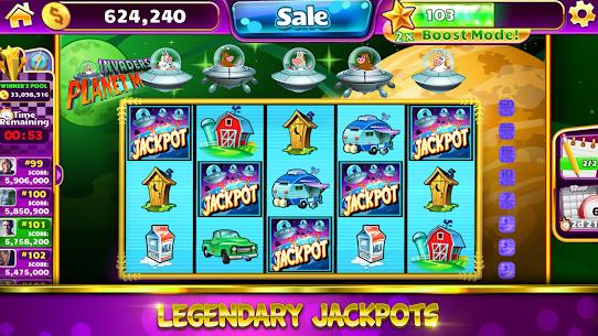 Jackpot Party Casino Games MOD APK (Unlimited Money) 3