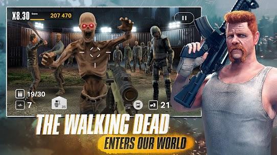The Walking Dead Our World MOD APK 2