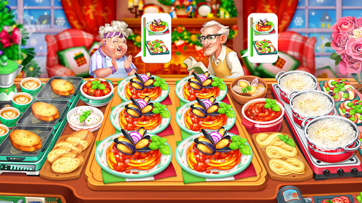 Cooking Frenzyu2122:Fever Chef Restaurant Cooking Game 1.0.41 screenshots 18