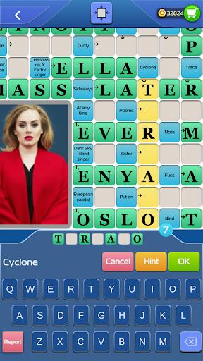 Crossy Word 1.3.1 screenshots 1