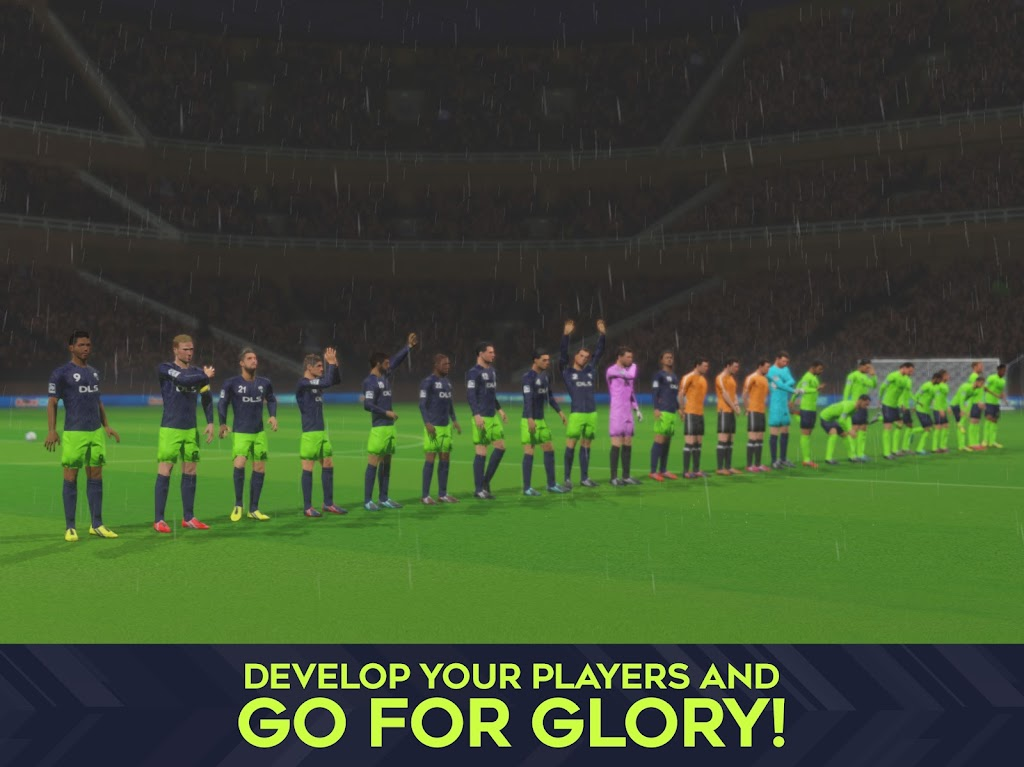 Dream League Soccer 2021 poster 11