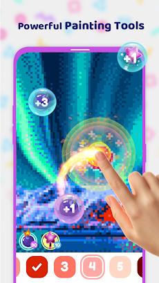 Pix123 - ぬりえ 無料、塗り絵、色塗りアプリ、色塗り、数字で色塗りのおすすめ画像5