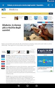 Italia News | Italia Notizie 7.2.1 Screenshots 14