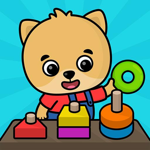 Baixar Bimi Boo Kindergarten Games para Android