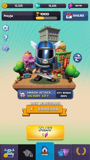Go Big! - Smash Dash & Grow Battle Royale Game screenshots 2