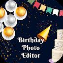 Birthday Photo Editor : Birthday Photo Frames