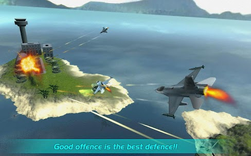 Jet Fighter Air Combat Hack & Cheats Online 1