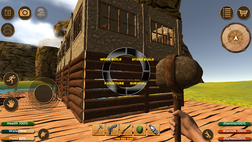 Survival Forest : Survivor Home Builder 2 apkdebit screenshots 3