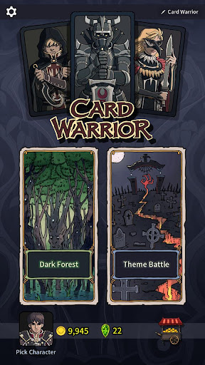 Card Warrior: Deck Building RPG 1.267.P 8