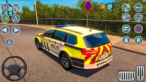 Police Super Car Challenge: Free Parking Drive 1.6 screenshots 1