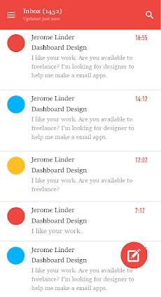 Eメール-Outlookおよびすべてのメールボックス用のメールのおすすめ画像5