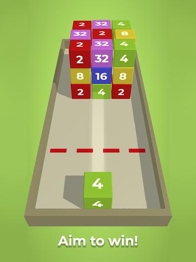 Chain Cube: 2048 3D merge game 1.46.03 screenshots 19