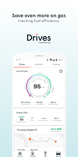 GasBuddy: Find and Pay for Cheap Gas and Fuel screenshots 7