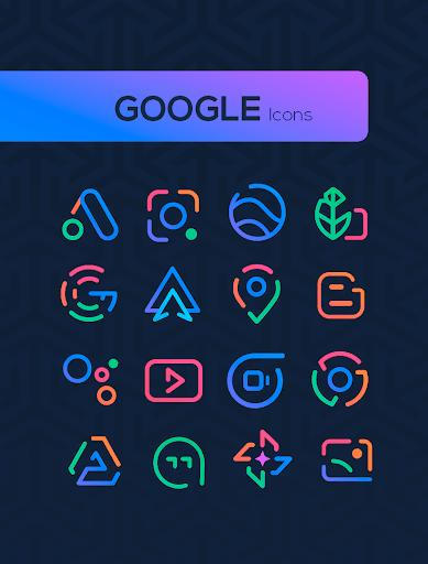 Linebit - Icon Pack 1.5.7 screenshots 2