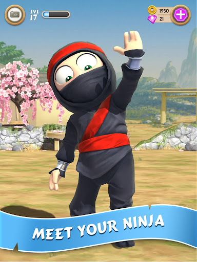 Clumsy Ninja 1.31.0 screenshots 1