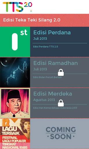 Teka Teki Silang 2.0 modavailable screenshots 2