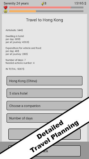 Life simulator. New life 2 1.2.4.2 screenshots 5