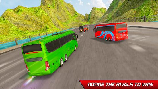 Mountain Climb Bus Racing Game 2.1 screenshots 1
