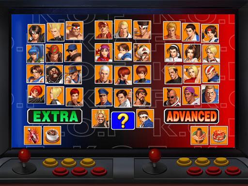 KOF'98 UM OL 1.2.8 screenshots 12