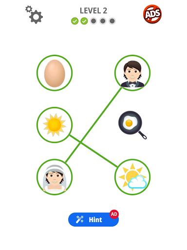 Emoji Match & Connect  screenshots 19