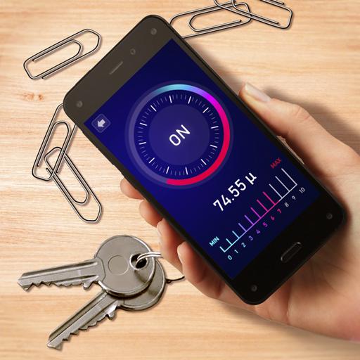 Detektor Logam Pemindai Untuk Tubuh Aplikasi Di Google Play
