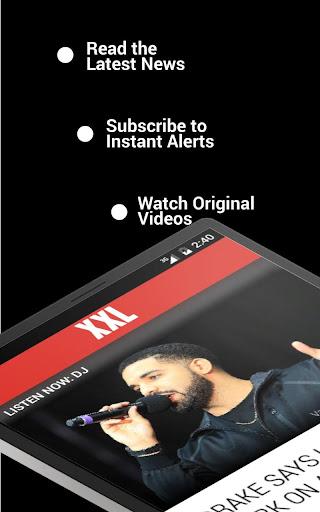 XXL - Hip-Hop News, Rap Music android2mod screenshots 7