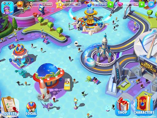 Disney Magic Kingdoms: Build Your Own Magical Park Apkfinish screenshots 12