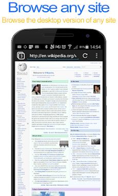 Desktop FullScreen Web Browserのおすすめ画像4