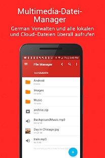 DateiManager (File Manager) Screenshot