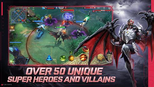 MARVEL Super War captures d'écran apk mod pirater preuve 5