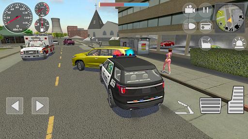 Police Cop Simulator. Gang War 3.1.5 screenshots 1
