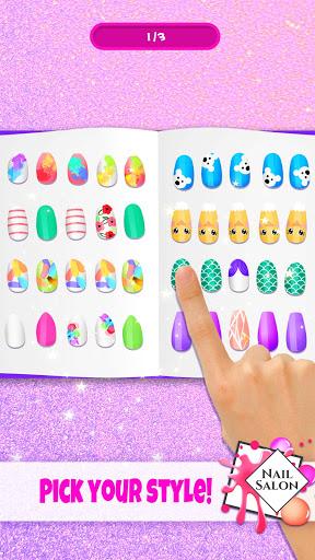 Super Nail Salon: Girl Games screenshots 17