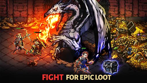 Darkest AFK - free Idle RPG offline & PVE Battler  screenshots 2